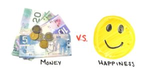 Passion vs. Money