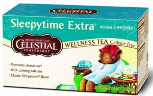 Sleepytime Extra Tea Review