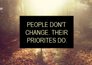 People Don't Like When You Change