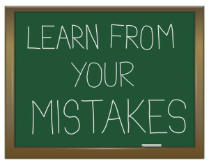 Why Mistakes Are Good