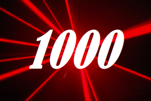 The Power of 1000: A Fail-Proof Plan to Make Passive Money Online