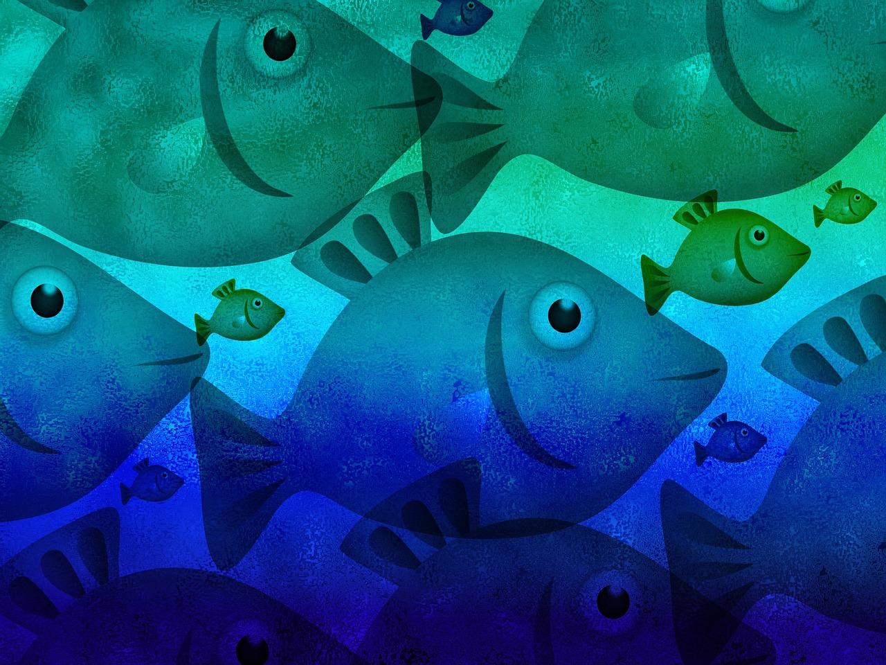 plenty of fishes
