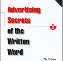 Advertising Secrets of The Written Word