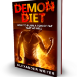 Update On My New Book 'The Demon Diet'
