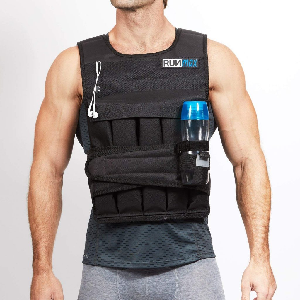 Why A Weighted Vest Is The Secret To Fast Fat Loss (Plus The Fat